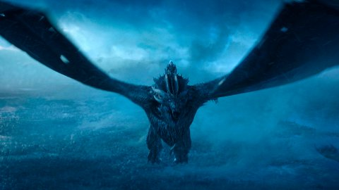 Den populære fantasyserien «Game of Thrones», som baserer seg på George RR Martins bøker, ble første gang sendt i 2011.