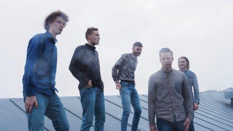 SOMMERLIG ROCK: Wholesome er et av mange band som spiller på Sommarrock lørdag. Bandet slapp en singel i april.