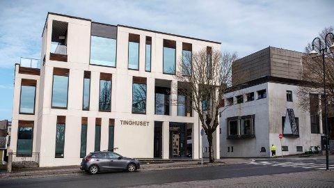Haugaland tingrett har dømt en ung kvinne for falsk forklaring. Foto: Terje Størksen