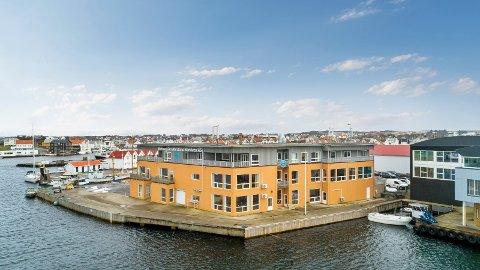 HØY PRISKLASSE: – I den prisklassen der er det en smalere kjøpergruppe enn for mesteparten av det andre som ligger ute, sier eiendomsmegler Svein Arne Pedersen i Eiendomsmegler A.