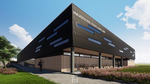 STORE ENDRINGER: HTK-hallen har blitt større for å få plass til flere funksjoner.