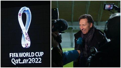 VIL IKKE FORHASTE SEG: FKH, her ved styreleder Leiv Helge Kaldheim, stiller seg inntil videre ikke bak Tromsøs initiativ om å boikotte VM i Qatar i 2022. Først vil klubben utrede konsekvensene.