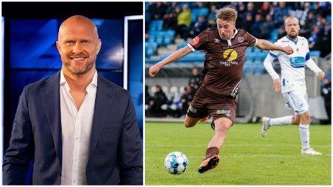 HAR TRO PÅ LISETH: - En spiller som jeg tror kan få det definitive gjennombruddet denne sesongen, sier Eurosport-ekspert Joacim Jonsson om FKH-nykommer Sondre Liseth.