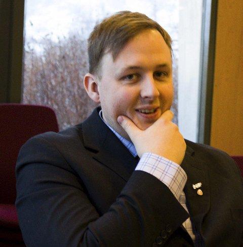 Enstemmig: Rune Krutå (Ap)   fikk flertall for Andås-utbygging.