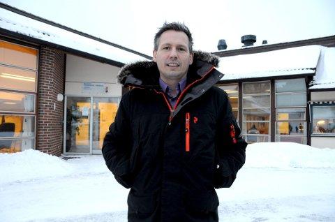 NÆRHET: - Dagens struktur gir befolkningen et godt tilbud, sier ordfører i Alstahaug, Bård Anders Langø.