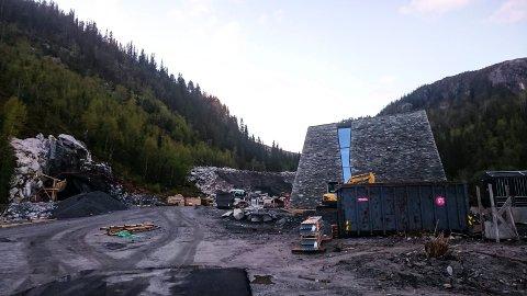 kraftverk Tosbotn Bjørnstokktunellen?