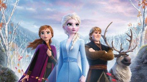 Samisk kultur og nordisk natur inspirerte til Frost 2 og gis også ut med samisk tale.