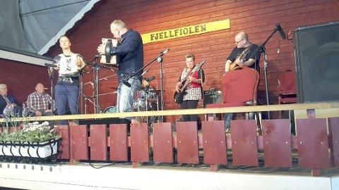 Fjellfiolen: Fredag og lørdag er det på nyt Fjellfiolen folkemusikkfestival. Bildet er tatt ved en tidligere festival. foto: geir arne glad