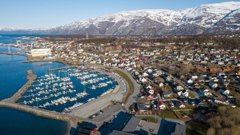 Nedgang: Alstahaug er en av kommunene i Nordland med størst nedgang i folketallet siste kvartal. Kommunen har mistet 47 innbyggere siden forrige telling.