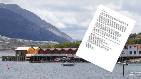 Sendte brev: Facebook beklager nå etter at flere bedrifter på Kjerringøy ikke har fått promotere på det sosiale mediet.