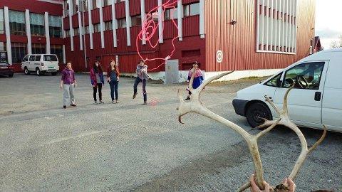 Her, ved Kvalsund skole, gjør 8. klassingene det best på de nasjonale prøvene av samtlige i Finnmark, som er oppgitt i tallene fra Utdanningsdirektoratet.