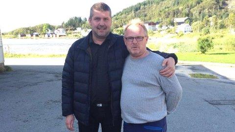 VANT FREM: Bengt Rune Strifeldt har i helga arbeidet med programmet til Frp sammen med Per Sandberg, som leder komiteen.