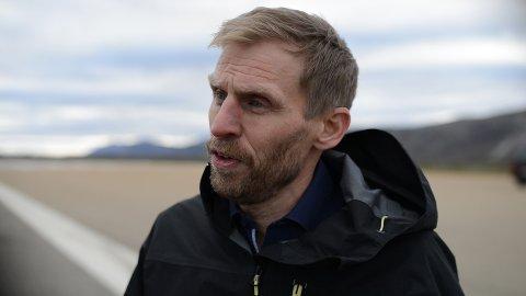 INGEN VARSLINGER: Partileder Jo Inge Hesjevik i Finnmark Høyre sier at han selv ville reagert annerledes på hendelser i dag, som følge av «Metoo»-kampanjen. Arkivfoto