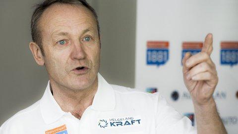 AVGJØRENDE HELG: Ivar Stuan er sportssjef på kombinertlandslaget og han er klar på at Klemetsen må levere på sitt aller beste i helgen om han skal få en plass i VM-troppen.  Foto: Berit Roald / NTB scanpix