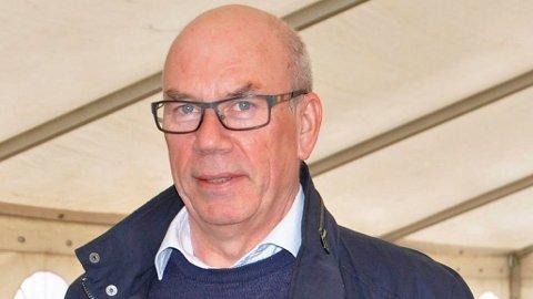 SAMARBEID: Direktør Odd Charles Karlsen i Hammerfest Næringsforening.