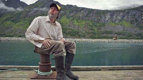 KOBBA: Stig Frode Henriksen spilte og bidro på manussiden. Nå er serien klar for det engelske markedet.