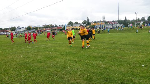 HiF/Stein/HFK sit 7er-lag i Norway Cup.