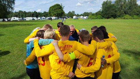 EKEBERGSLETTA: Flere lag fra Finnmark reiser til Oslo for å spille Norway Cup.