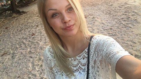 KREFTFRI: Eirin Daniloff fyller snart 25 år og er nå kreftfri. Det er likevel fare for tilbakefall i løpet av de nærmeste fire årene, og hun blir testet jevnlig.