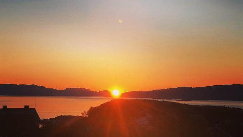 SOL: Det ventes sol og varmere vær i Finnmark neste uke.