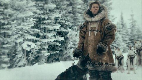 KVENSK HELT: Den Nord-Norske kvenen Leonhard Isak Seppala og hunden hans Togo blir Disneys nye helter.