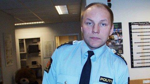 ETTERFORSKER: Runar Elde bekrefter overfor Finnmarksposten at politiet etterforsker det som kan være trusler mot politikere.