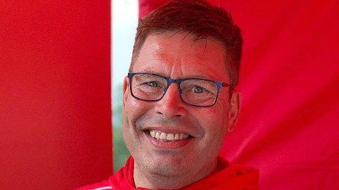 VINNEREN: Bernth R. Sjursen fra Ap blir ordfører. Varaordføreren kommer fra Høyre.