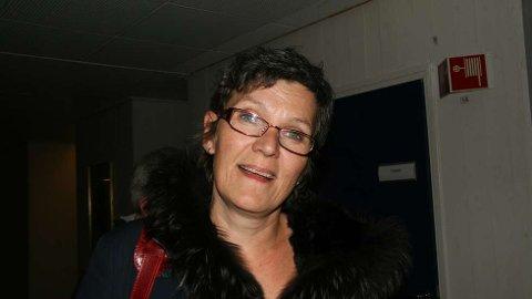 Brita Leiros gikk bort i romjulen.