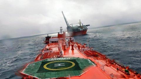 ALENE SOM PRODUSENT: Goliat-feltet er fram til oktober neste år eneste felt i produksjon i Barentshavet. Nå øker Vår Energi aktiviteten rundt feltet for å sikre jevn produksjon i årene som kommer.