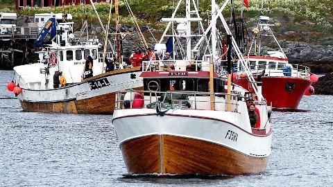 IKKE FULGT: Stortingets mål om at fiskeressursene ikke skal konsentreres på for få hender, er ikke fulgt. Dette slår Riksrevisjonen fast.
