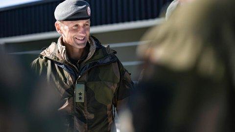 Generalmajor Eirik Kristoffersen er utnevnt til ny forsvarssjef.