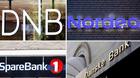 STORBANKENE: Hvor langt kutter bankene renten etter at Norges Bank kuttet styringsrenten til null i forrige uke?  Foto: Scanpix