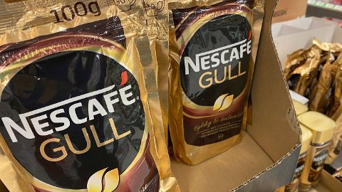 KAFFEKUPP: Mens mat blir dyrere, blir kaffe billigere.  Foto: Nina Lorvik (Mediehuset Nettavisen)