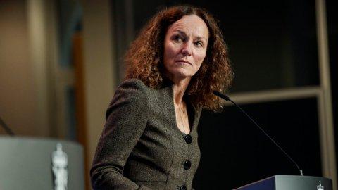 UTFORDRENDE: – Dette gjør situasjonen spesielt i Oslo utfordrende, sier FHI-direktør Camilla Stoltenberg