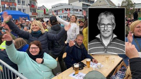 Arild Kulseng-Hansen mener at Bakgården må få mer støtte.