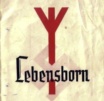 SYMBOL: Det tyske lebensborn-symbolet.