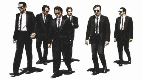 STIL: Reservoir Dogs.