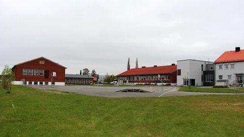Fullt: Aursmoen skole er full og ny skole skal bygges.