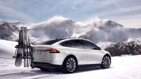 Bunnplass: Tesla var i fjor det eneste merket som ikke tilbød sine kunder noen kapasitetsgaranti på batteriene overhodet. Dermed blir det bunnplass i Forbrukerrådets undersøkelse – igjen.