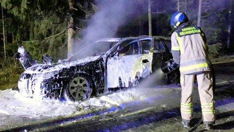 Flere nyere BMW-modeller med dieselmotor har tatt fyr det siste året. Norske kunder er også berørt. Foto: Henrik Holter/Glåmdalen