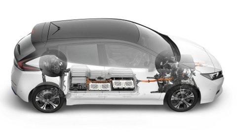 Antallet elbiler i bruktmarkedet har skutt i været de siste årene. Den store bestselgeren er bilen som også ble Norges mest solgte totalt i fjor: Nemlig Nissan Leaf.