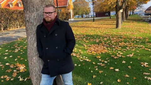 Da Kent opplevde at boligen hans ble tvangssolgt ble han nødt til å ta grep. Foto: Pappadrømmer.no/Privat