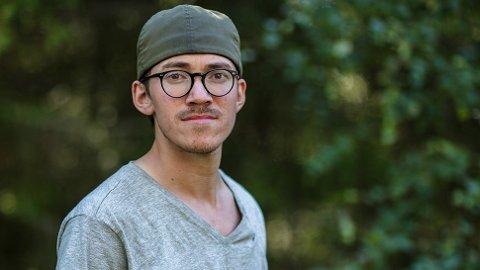 TV-kjendis: Christer Rødseth fra Aurskog var med i Farmen Kjendis. Foto: TV2