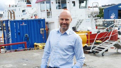 Selskapet, med administrerende direktør Victor Jan Jensen i spissen, ser et veldig godt marked i Nord-Norge og syntes det var rett å satse nå.