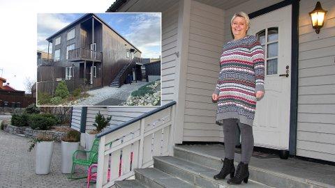KJAPPE SALG: Sissel Hetland har hatt to kjappe boligsalg i løpet av to og et halvt år.