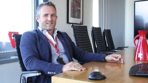 Bjørn Risa selger 40 prosent av Risa-gruppen.