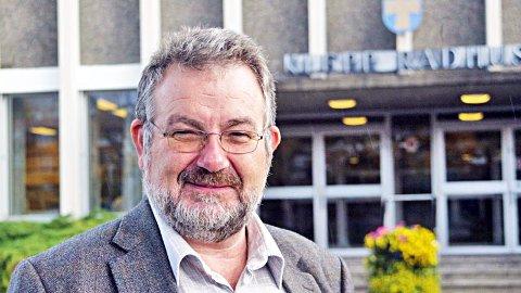Klepprådmann Ivar Undheim vil ikke anbefale å bruke av kommunen 100-millionfond for å hjelpe en skoleetat i økonomisk trøbbel. (Arkivfoto: Åge Bjørnevik)