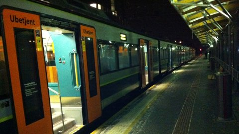 Flere togavganger fra Oslo og Stavanger vil bety flere tog gjennom stasjonen på Bryne.