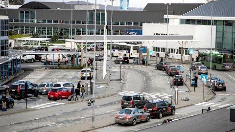 Ulike priser fra Jæren til flyplassen. (Arkivfoto: Solabladet)