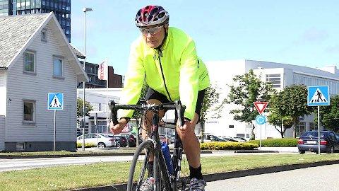 Harald Sel er veteran i Trondheim-Oslo-sammenheng, med 30 deltakelser på samvittigheten.